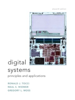 Digital Systems : Principles and ApplicationsLibros