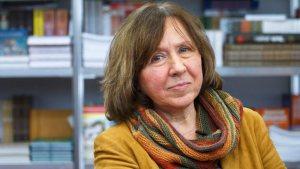 nobel de literatura Svetlana