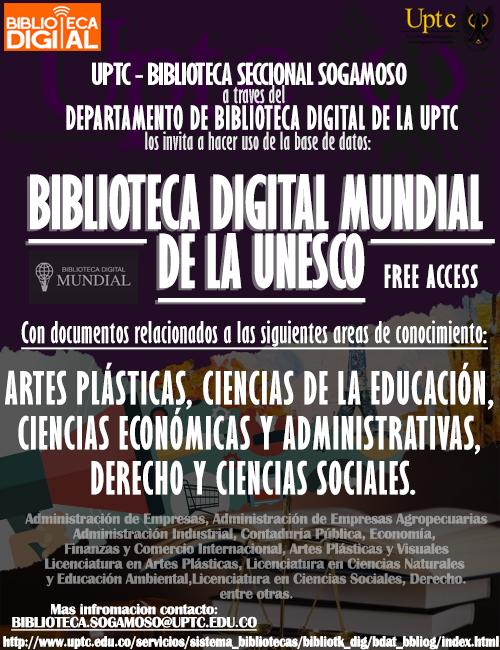 Biblioteca digital UNESCO